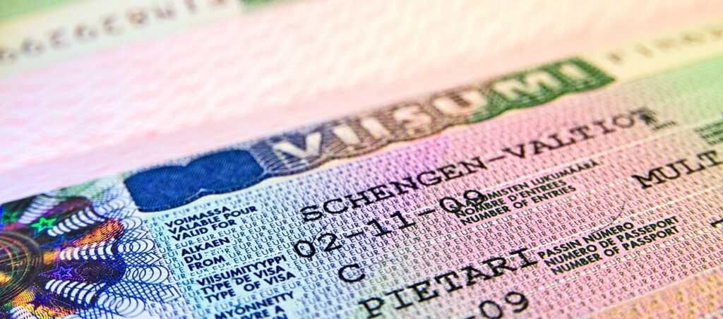 Аннулировать шенгенскую визу