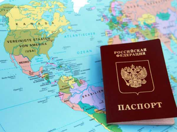 Какие страны можно посетить без заграничного паспорта в 2019 году