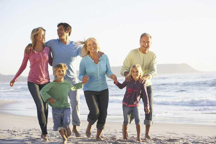 Воссоединения семьи