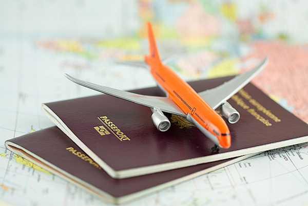Загранпаспорт для покупки авиабилетов