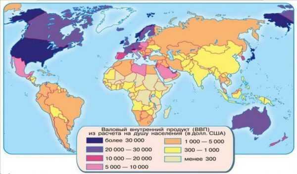 Развитые страны