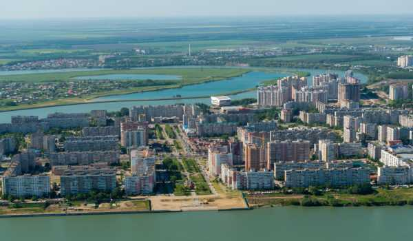 Развивающийся город