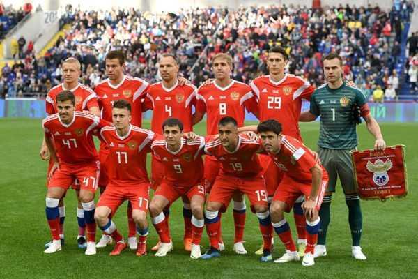 Сборная РФ на Чемпионате Мира