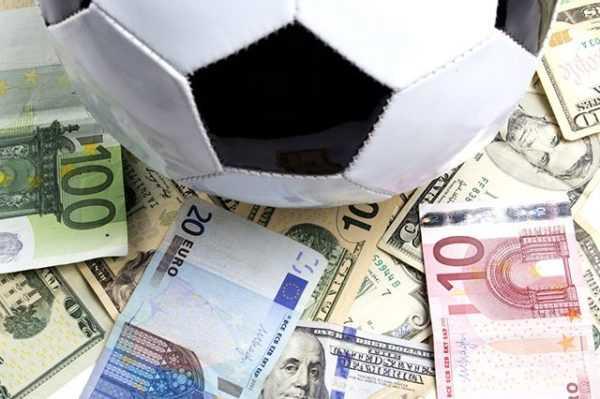 Зарплаты футболистов