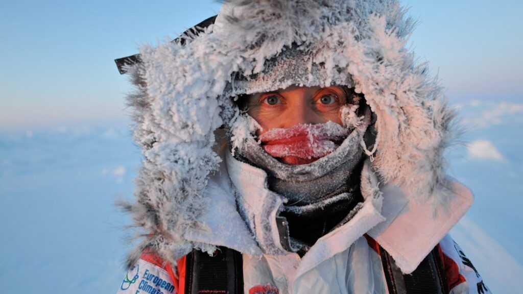 работа в Антарктиде