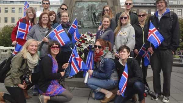 работа в Исландии 2020 год