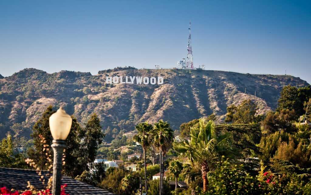 Лос-Анджелес. Голливуд