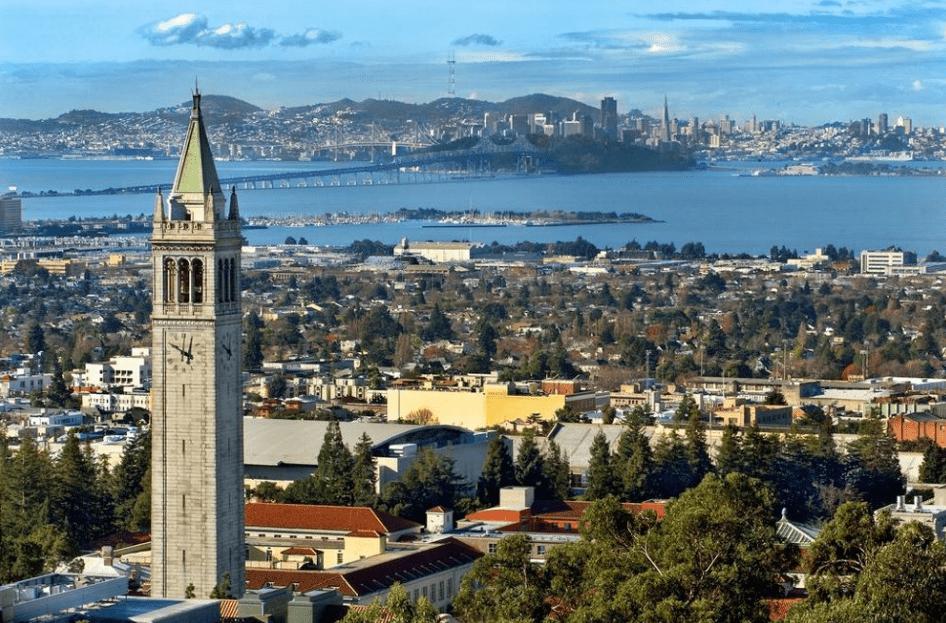Город Беркли Калифорния