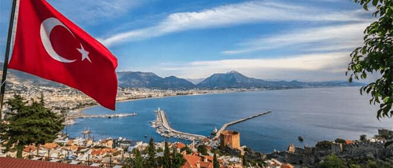 купить дом в Турции