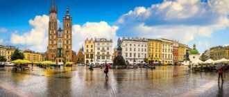 бизнес приглашение в Польшу